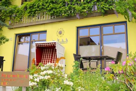 Haus Gaja, FeWo Morgenstern, Seebad Heringsdorf