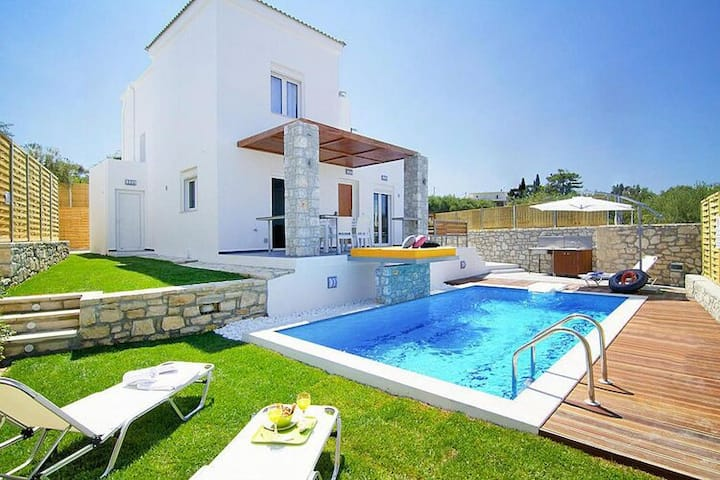4 star holiday home in Loutra