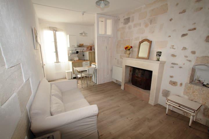 Studio sur les anciens remparts - Uzès - Apartamento