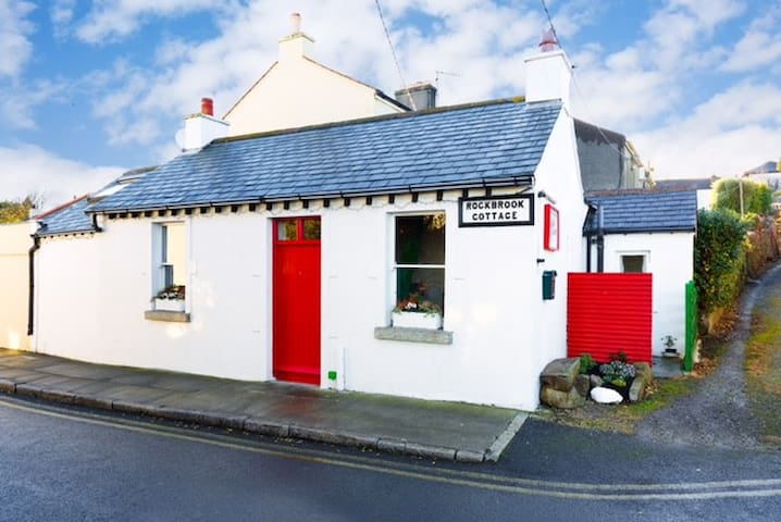 Biddy's Fisherman's Cottage - Dalkey - Cabana