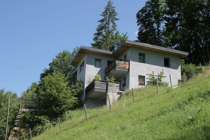 Comfy Apartment in Aschau im Zillertal with Ski boot heaters