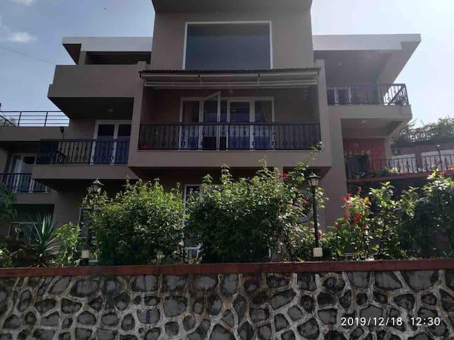 D B Villa - Terrace View