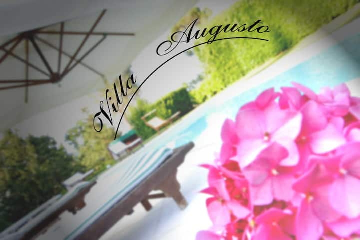 Villa toscana con piscina privata, pace e relax