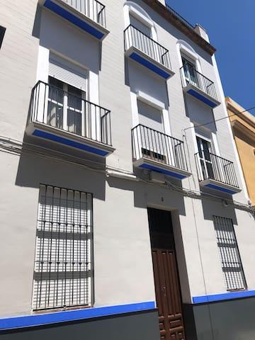 11.M.Apartamento céntrico en Sevilla