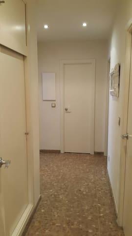 Entrada dormitorios
