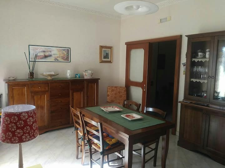 A casa di Paola ( Paola's apartment)