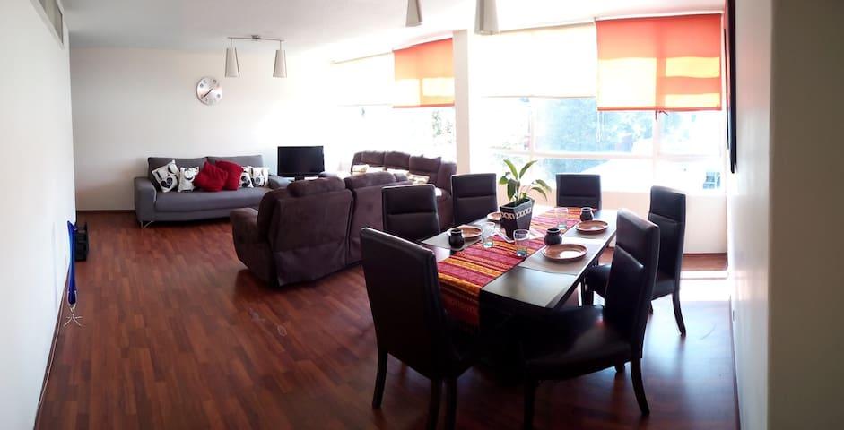 TRENDY APARTMENT IN DEL VALLE AREA - Ciudad de México - Apartment