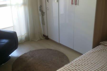 Habitación doble, cálida - Donostia - Apartamento