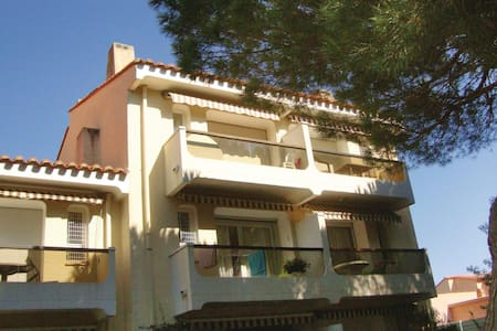 Holiday apartment with 1 bedroom on 60m² in Argeles sur Mer