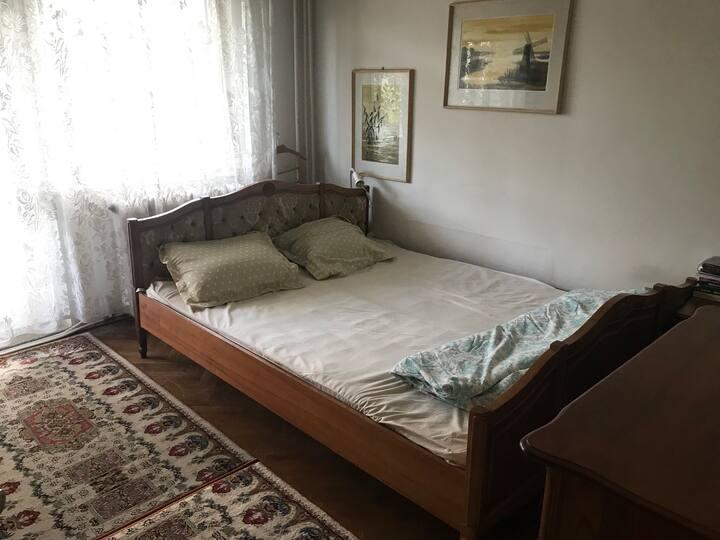 Apartament two rooms for UNTOLD Festival