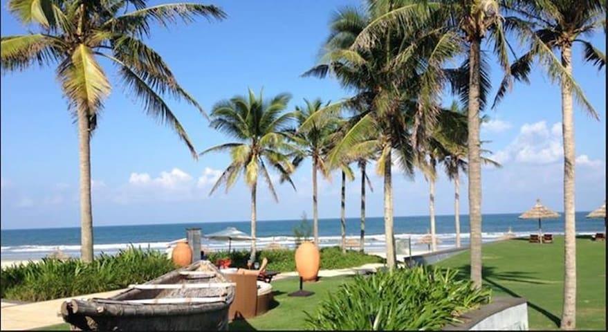 CHARM -Cozy Apt 2BR PoolView/PrivateBeach 5*Resort