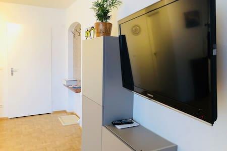 """Sonniges Apartment  """"Bergblick"""" 2-4 Personen"""