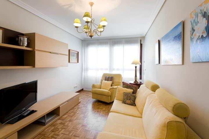 """habitacion  privada e individual """"NO FUMADORES"""" - Lasarte-Oria - Apartamento"""