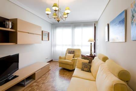 """habitacion  privada e individual """"NO FUMADORES"""" - Lasarte-Oria - Lejlighed"""