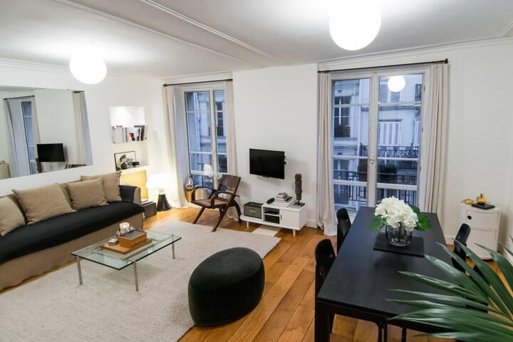 Le Marais - Luxury apartment for 4 - Paris - Flat