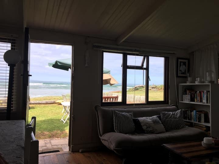 Seaside stay on beachfront