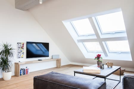 Apartment with sea view directly at the North Sea - Esens - Apartament