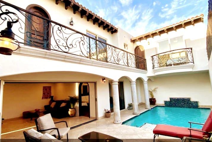 """Rosarito Pool dream Home with Ocean views"""