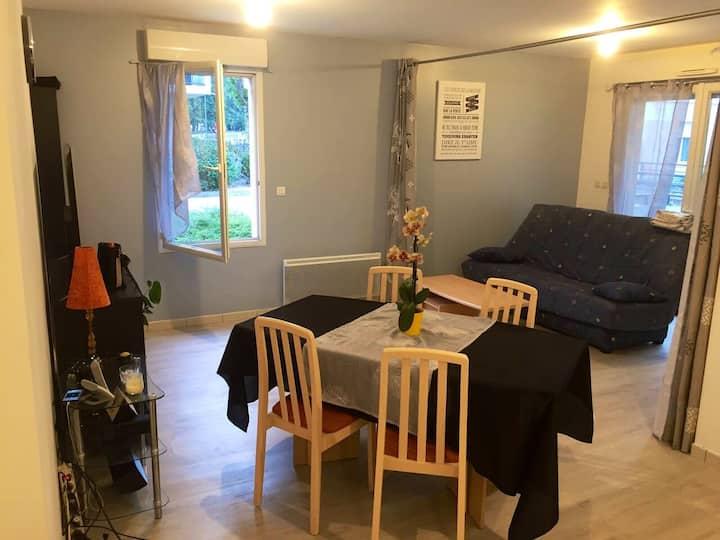 Appartement hyper centre ville d'Angers