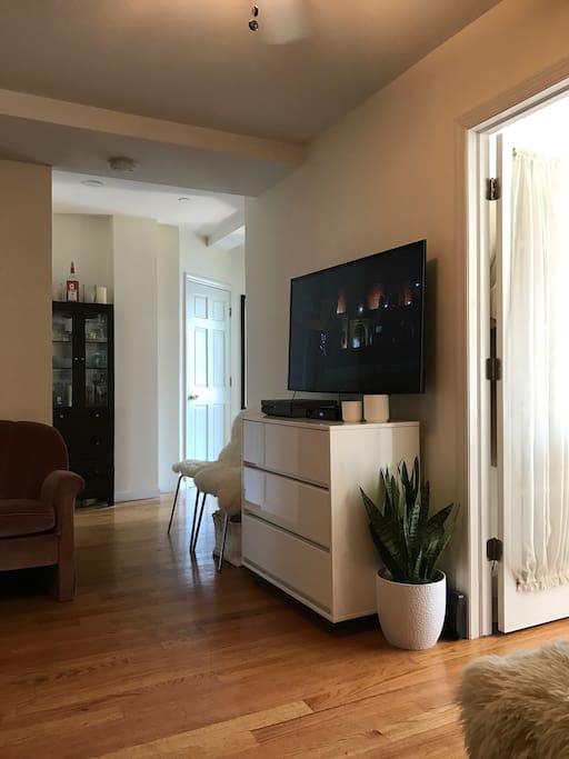 Shared Living Room TV
