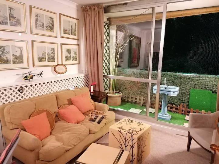 Très bel appartement, décoré avec goût