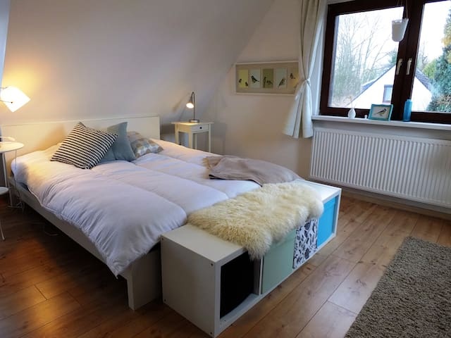 House With Garden 500m from U1 - Hamburg - Hus