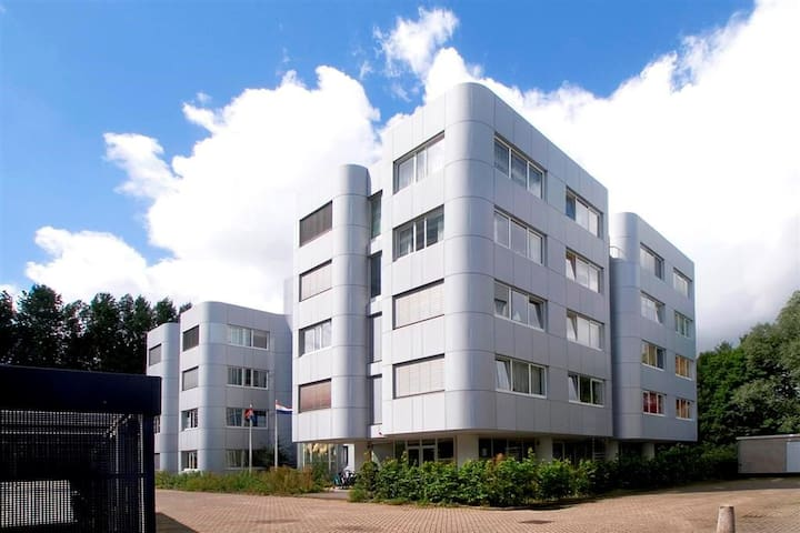 Amsterdam Schiphol Apartment at Hoofddorp Station - Hoofddorp - Daire