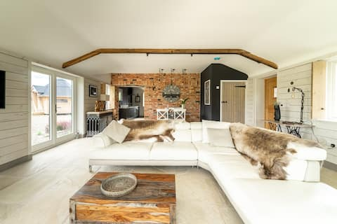 Countryside retreat in the heart of Suffolk