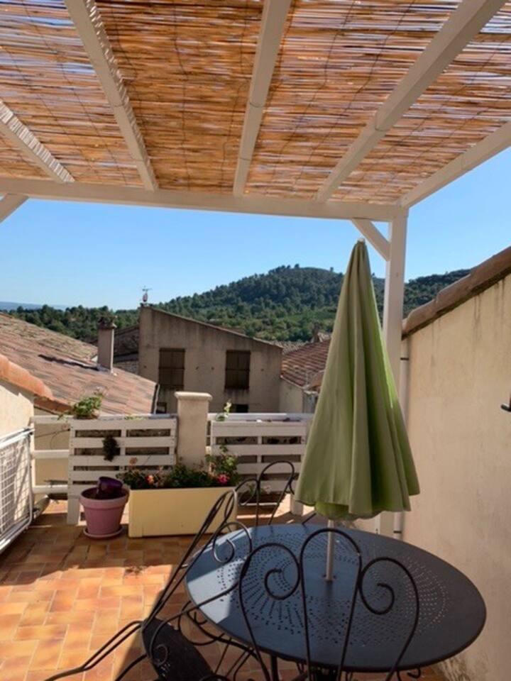 Maison de village au cœur de la Provence de Giono