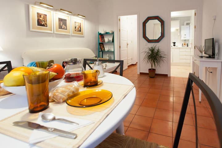APARTMENT FOR 4-5 PEOPLE CLOSE TO THE ALCAZAR