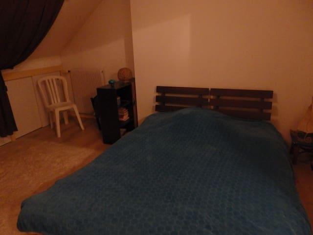 Chambre douillette dans appartement au centre - Arbois - Apartment