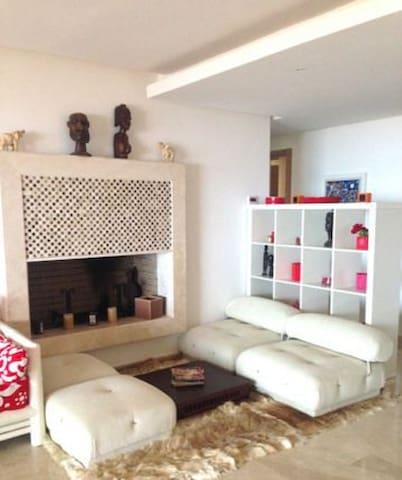 Appartement de luxe face à l'océan - Rabat