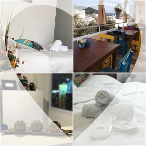 HALİKARNAS HOME BODRUM - DOUBLE / TWİN ROOM