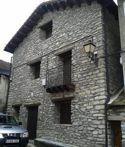 Perfecta casa para grupos en los Pirineos