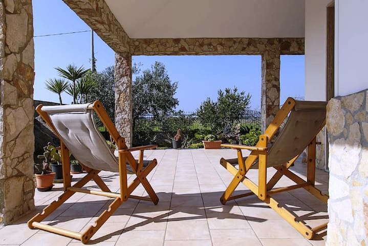 Villa in idyllic location - Villa Lido Pizzo Gallipoli