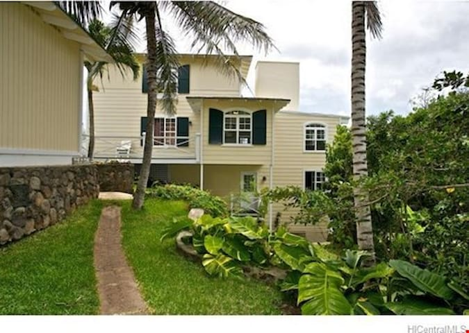 Apartment with private beach acess - Laie - Apartment