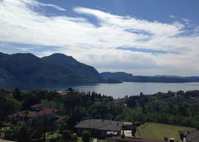Appartamento Azalea - Lago Maggiore - Cresseglio - Apartemen