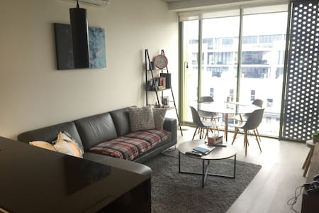 Modern central apartment - South Yarra - Apartment