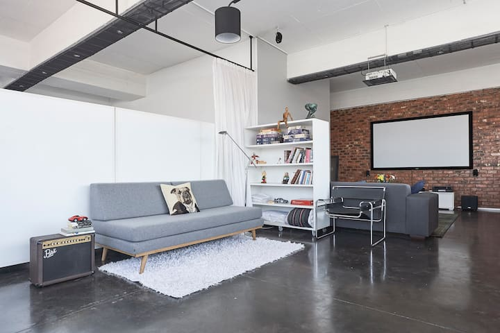 705 - The Perfect Penthouse in Maboneng, Jhb - Johannesburg - Wohnung