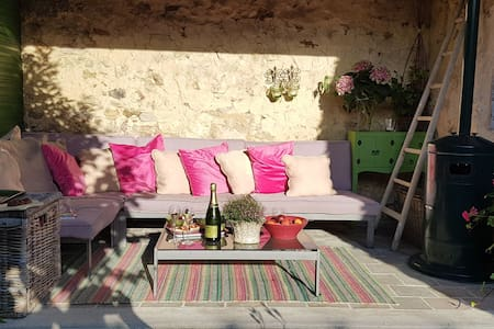 Charming guesthouse in Champagne