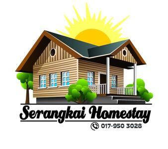 Serangkai Homestay - Pasir Gudang - Haus