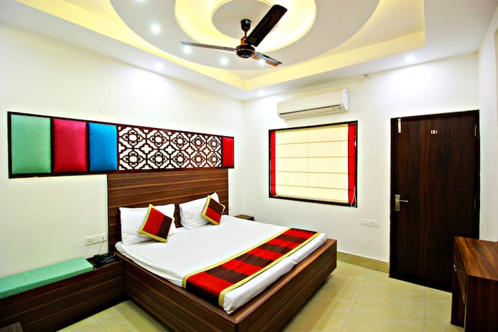 AC Deluxe Room in Alwar