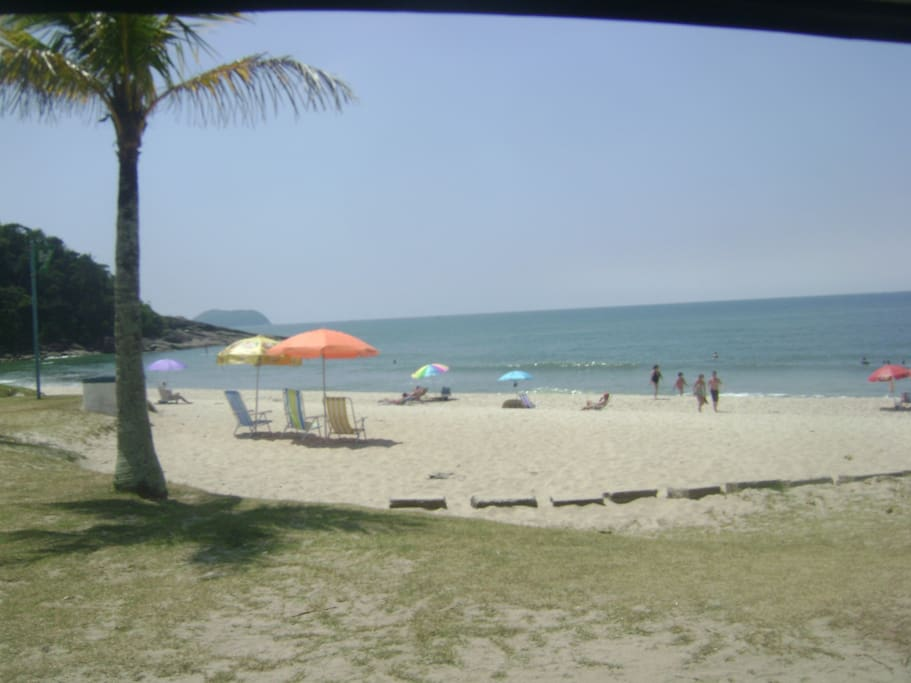 Praia da Juréia (Areia Grossa)