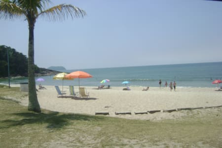 Juréia - Lit.Norte - Praia Paradisíaca. 'Wi-Fi'