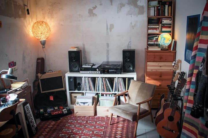 Zimmer in 4er Haus-WG im Grünen & stadtnah - Trier - Haus