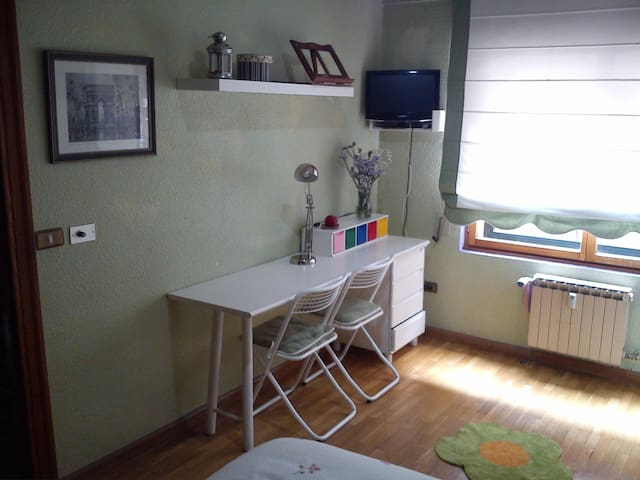 Habitación doble  en León - León
