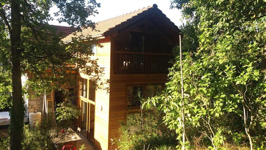 Proximité base de loisir et forêt de Fontainebleau
