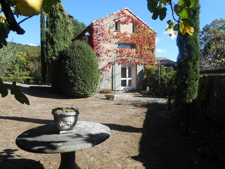 Maison en Cévennes un  séjour revitalisant