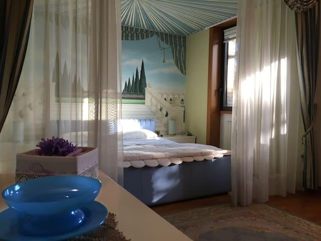 La Villa degli Spiriti - Sant'Angelo - Casa de camp