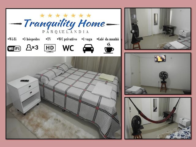 20% off* no Tranquility Home Parquelândia